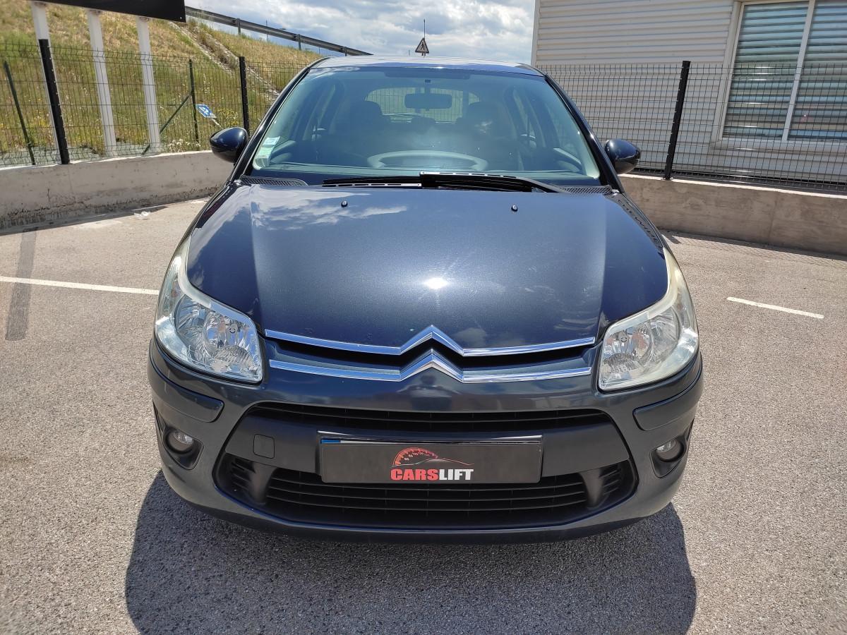 photo_Citroën C4 1.6 HDi 16V 90cv, Carslift