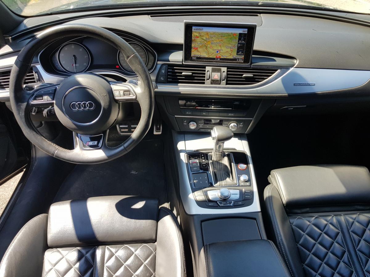 photo_Audi S6 V8 TFSI BITURBO QUATTRO S6 ETHANOL GARANTIE 12 MOIS, Carslift