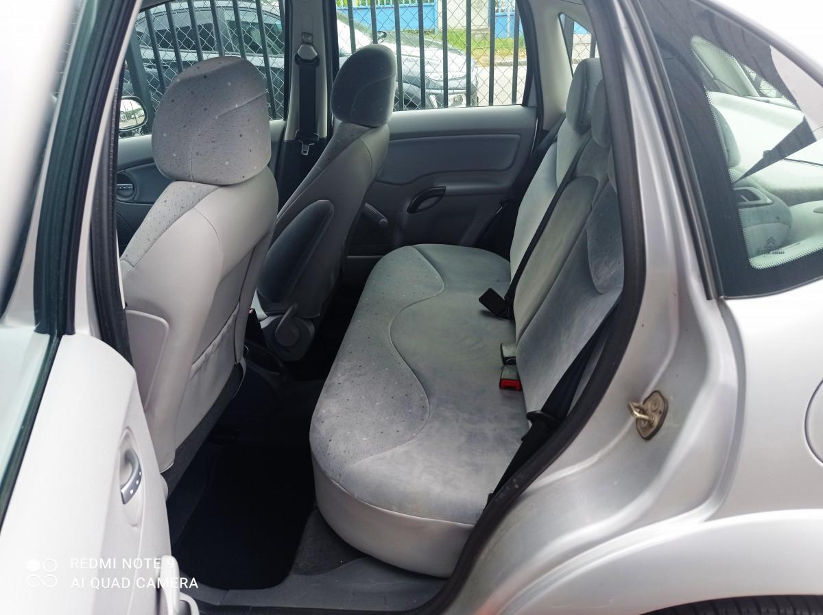 photo_Citroën C3 1.1 i 60cv GARANTIE 3 MOIS , Carslift