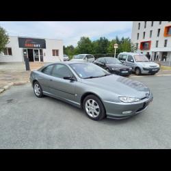annonce_Peugeot 406 Coupé 2.0 i 138cv PININFARINA GARANTIE 6 MOIS, Carslift