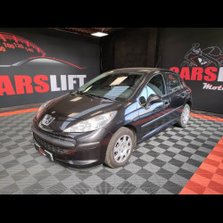 photo_Peugeot 207 1.4 HDI 70 CH URBAN - GARANTIE 6 MOIS, Carslift