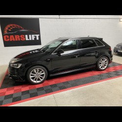 photo_Audi A3 sportback 1.8 TFSI 180 CH  S-Tronic S-LINE - GARANTIE 3 MOIS, Carslift