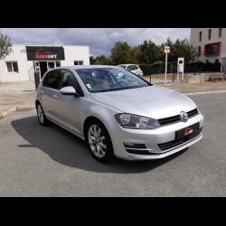 annonce_Volkswagen Golf 1.6 TDI Blue Motion DSG7 105 CH  CARAT - GARANTIE 6 MOIS, Carslift