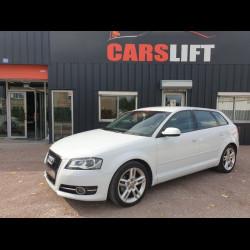 photo_Audi A3 sportback AMBITION LUXE 2.0 TDi 140 CH - GARANTIE 6 MOIS , Carslift