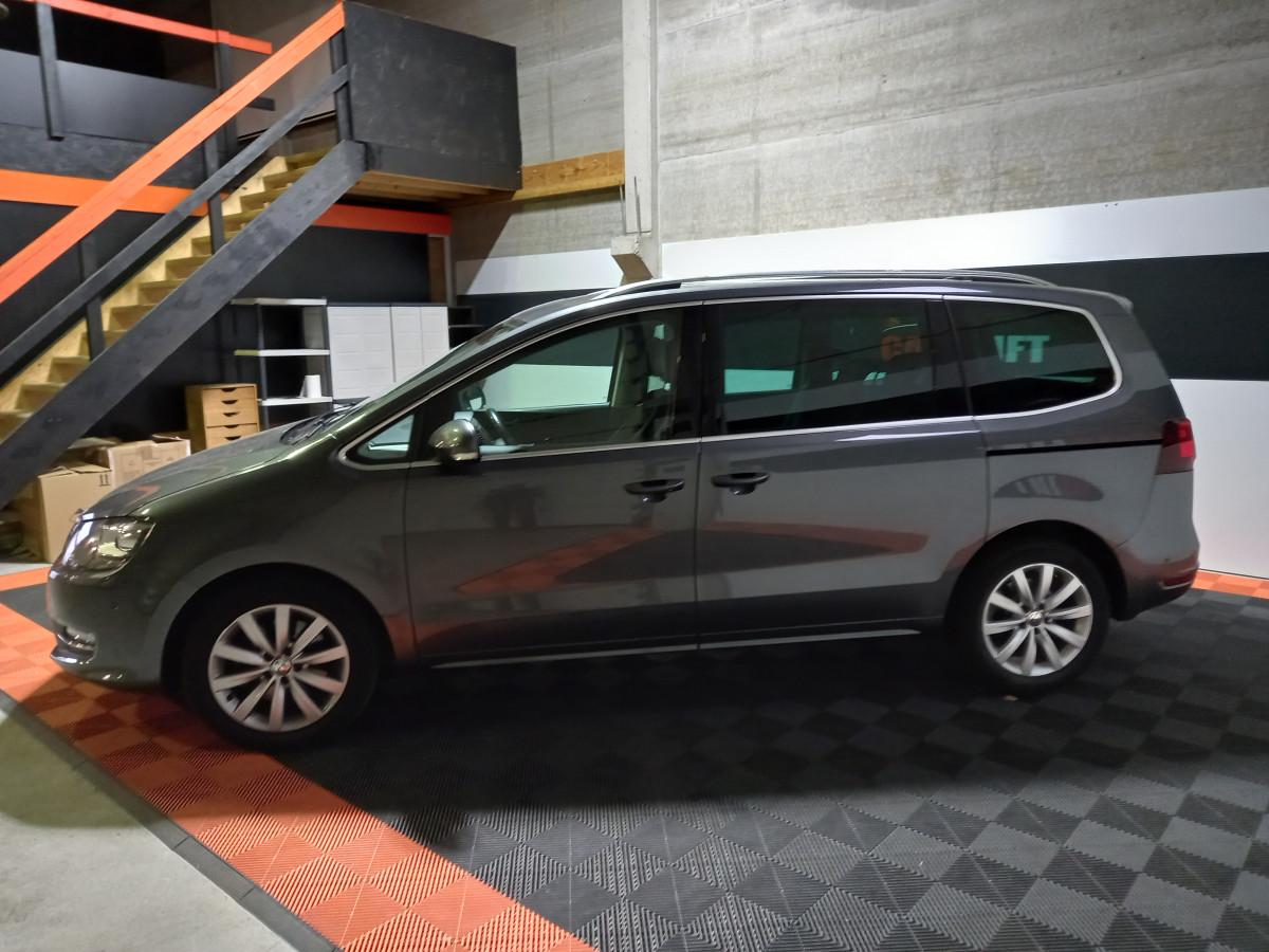 photo_Volkswagen Sharan CARAT 2.0 TDI Bluemotion DSG6 150 cv , Carslift