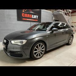 annonce_Audi A3 2.0 TDI 150 SLINE