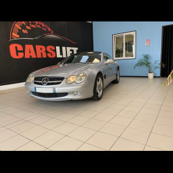 photo_Mercedes Classe Sl Roadster 500 5.0 i Roadster V8 24V 306cv Boîte auto/ entretien complet Mercedes, Carslift