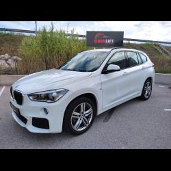 photo_BMW X1 sDrive 2.0 d 16V Steptronic 150 cv Boîte auto PACK M