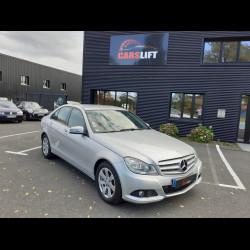 photo_Mercedes C 180 CDI 2.1 120 CH Bleu efficiency Garantie 6 mois, Carslift