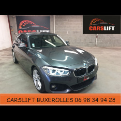 photo_BMW Serie 1 2.0 l 118 D 150 CV BOITE AUTO PACK M, Carslift