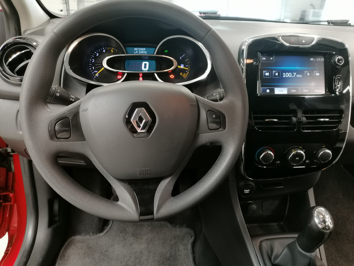 photo_Renault Clio 1.5 dCi 90 ch Business, Carslift