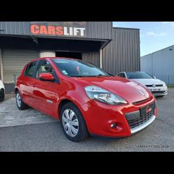 annonce_Renault Clio III Phase 2 1.2 i 16V 75 cv 1ERE MAIN FAIBLE KILOMETRAGE, Carslift