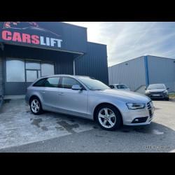 annonce_Audi A4 Avant Série 3 Phase 2 Avant (8K5) 2.0 TDi 16V FAP 150 cv, Carslift