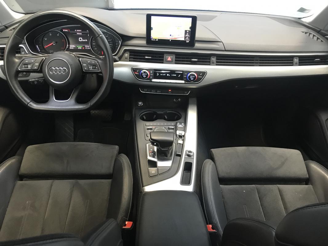 photo_Audi A4 S-LINE 2.0 TDI 190 S-TRONIC 7, LED, Carslift