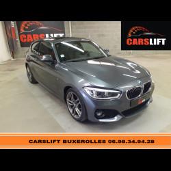 photo_BMW Serie 1 118d 150 CH PACK M AUTOMATIQUE , Carslift