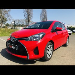 photo_Toyota Yaris 1.0 69 france GARANTIE 3 MOIS,