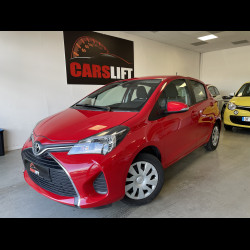 photo_Toyota Yaris FRANCE 1.3 VVTi GARANTIE 3 MOIS, Carslift