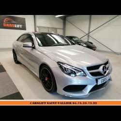 photo_Mercedes Classe E Coupé 220 2.1 CDI 170 cv 7G-DCT,