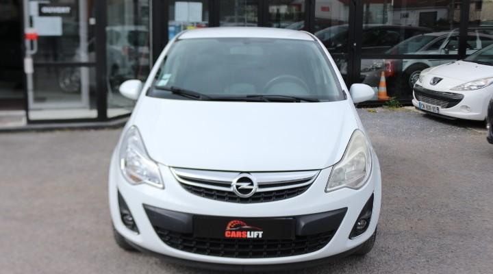 photo_Opel Corsa 1.2 twinport 150 eme anniversaire, Carslift