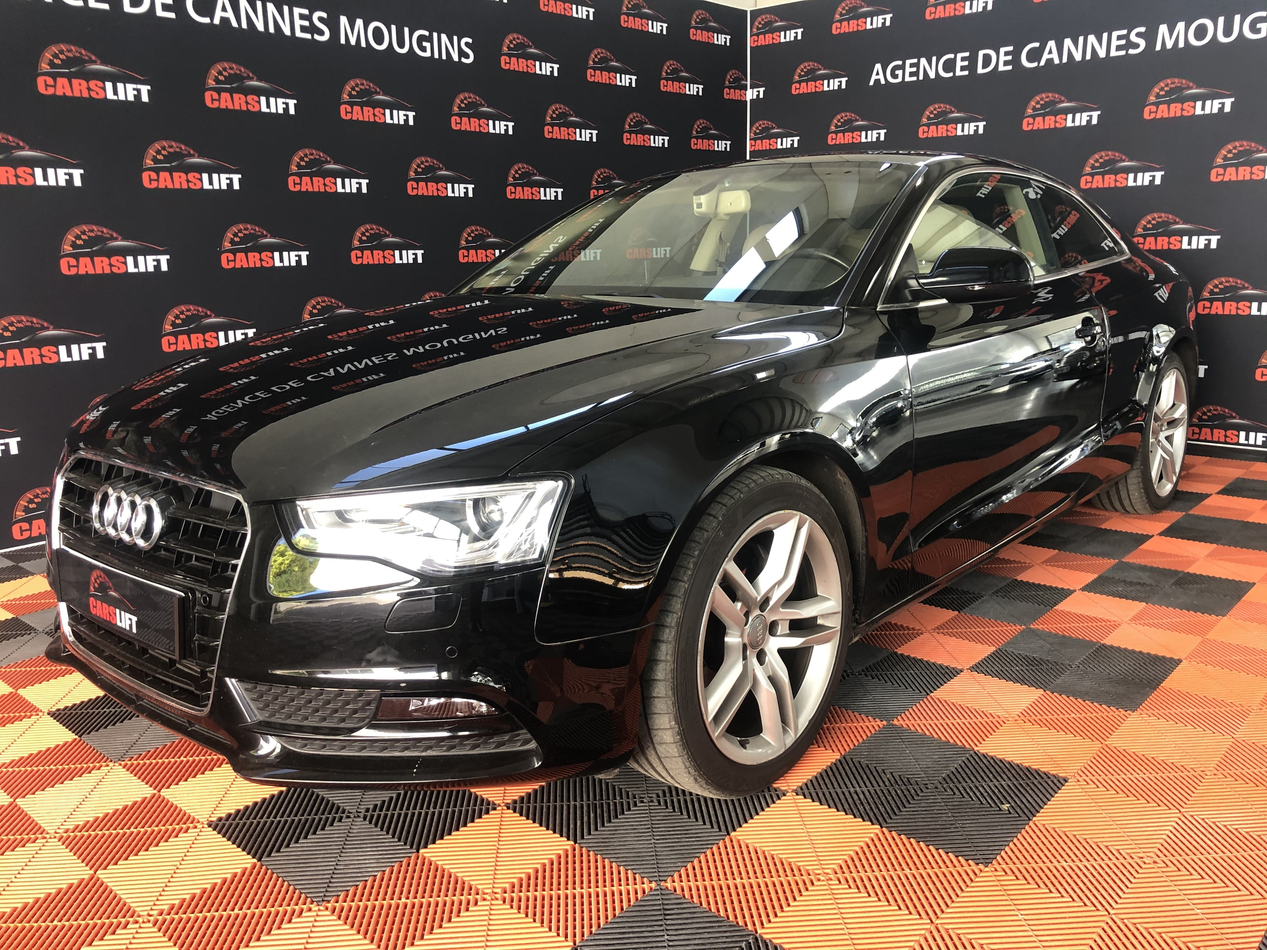 photo_Audi A5 Coupe 2.0 Tfsi 225 ch Multitronic Euro6 Ambition Luxe, Carslift