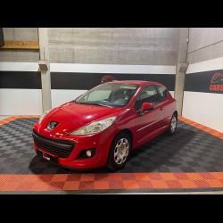 photo_Peugeot 207 + 1.4L HDi 68 cv, Carslift
