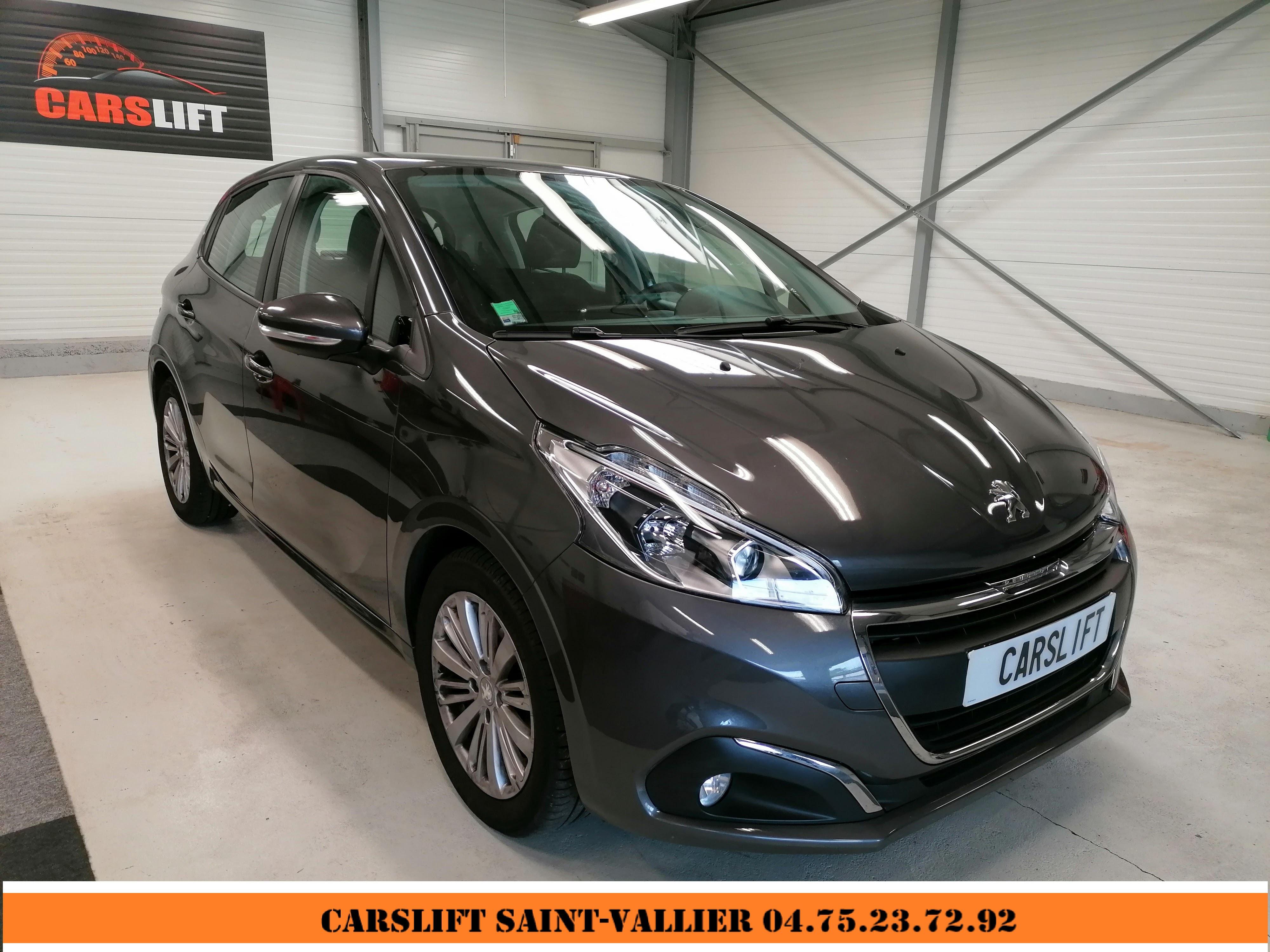 photo_Peugeot 208 1.2 PureTech 82 ch ACTIVE,